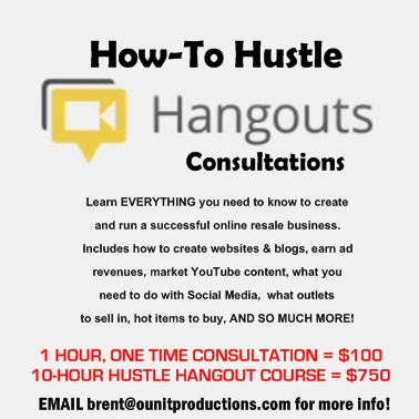 HowToHustleHangoutsConsultations