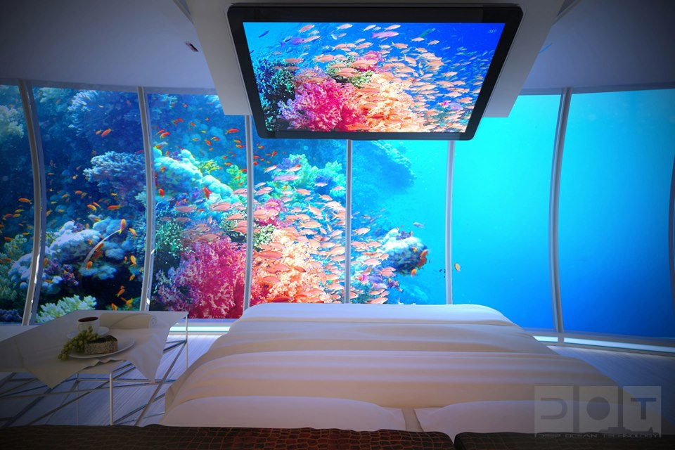 UnderwaterBedroomBoraBoraIslands